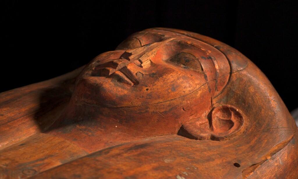 DETALJRIK: Mer-Neith-it-es skal ha vært velholden, ifølge arkeolog Jamie Fraser. Foto: Universitetet i Sydney / Nicholson-museet