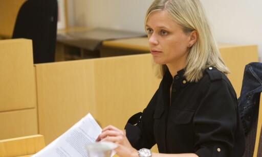 AKTOR: Politiadvokat Kristin Rusdal sier det ble avdekket grovt bedrageri under politiets etterforskning. Foto: NTB scanpix