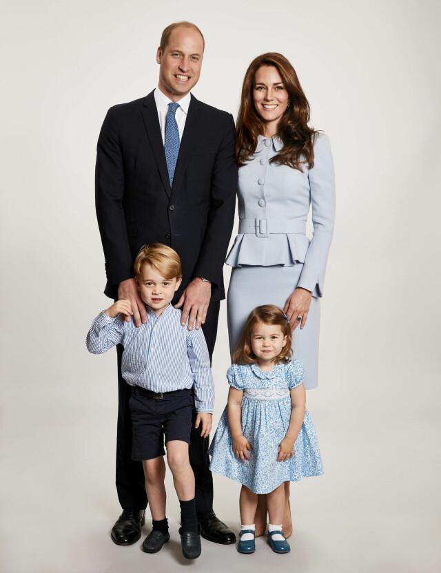 e624c7b2f Hertuginne Kate og prins William - Nå har hertuginne Kate født ...