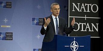 image: Sju russere utvises fra Russlands delegasjon til NATO