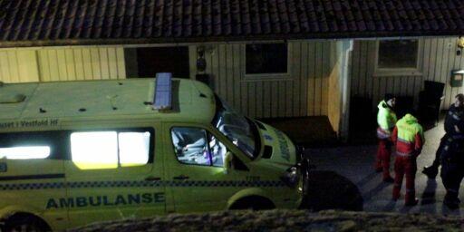image: Kvinne funnet død på Husøy i Vestfold - mann siktet