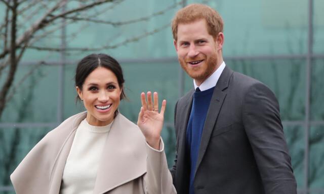 f316253890f5 Prins Harry og Meghan Markle  Dette vil prins Harry og Meghans bryllup koste