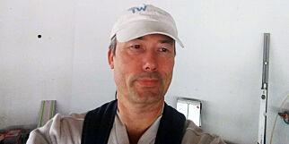 image: Kjørte 2300 km til jobb - nå er Tom (53) isolert på Nordkapp på sjette døgnet