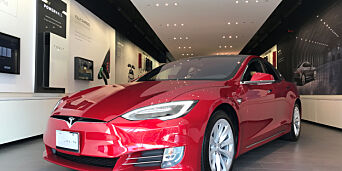 image: Tesla tilbakekaller 123.000 biler