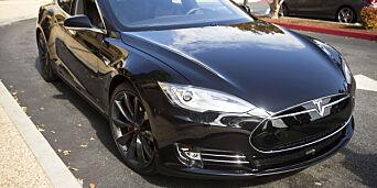 image: Minst 11 000 nordmenn rammes av Tesla-tilbakekalling