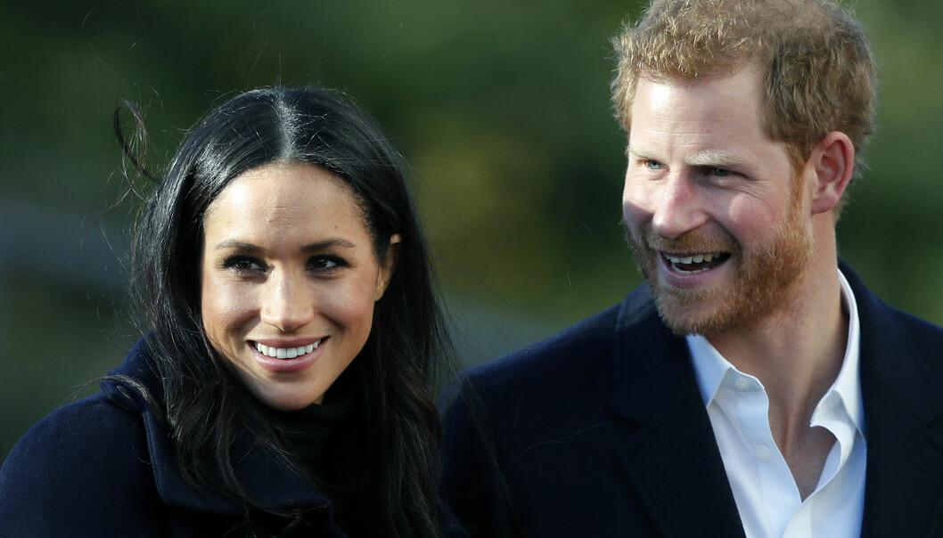 STOR OPPGAVE: Å sette sammen gjestelista til et bryllup er antakeligvis ingen enkel oppgave for noen. Meghan Markle og prins Harrys logistikk, der 600 gjester skal inviteres i all hemmelighet, kan trolig ikke sammenliknes. Foto: AP / NTB Scanpix