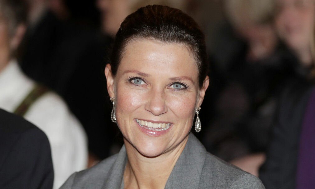 NY HVERDAG: I et intervju med Dagbladet Magasinet letter Märtha Louise på prinsessesløret om livet som skilt trebarnsmor. Foto: NTB Scanpix