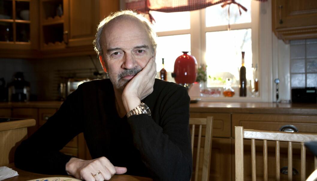 GÅTT BORT: Artist og låtskriver Frode Viken er gått bort, 63 år gammel. Foto: Anders Grønneberg