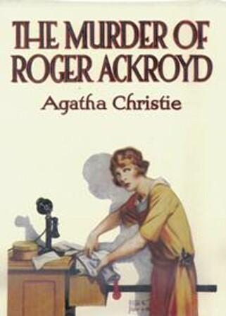 SJETTE ROMAN: Agatha Christies sjette roman, den fjerde med Hercule Poirot, ble et gjennombrudd.