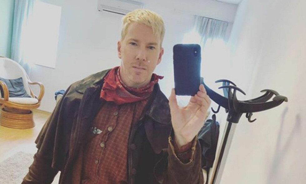 NÆRMEST UGJENKJENNELIG: «American Pie»-stjerna Chris Owen er nesten ikke til å kjenne igjen. Foto: Skjermdump / Instagram