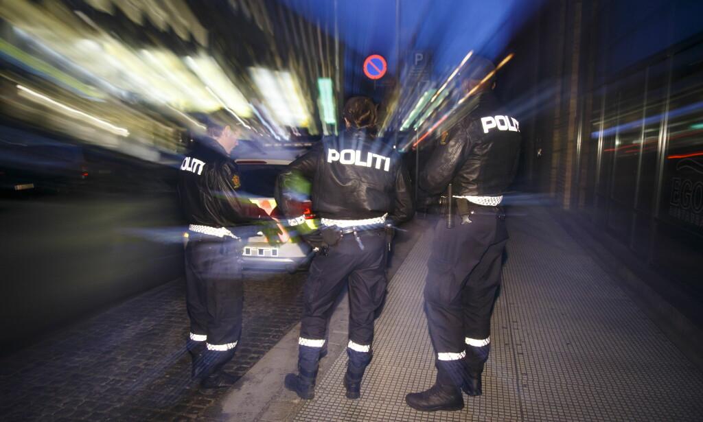 LAVT: Siden 2016 har politiet blitt dømt i bare to av 174 saker om vold og maktmisbruk. Forbausende lavt, mener advokat. Foto: Heiko Junge / NTB scanpix
