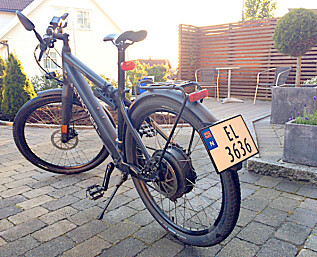 Slik sykler du lovlig på super-elsykkel