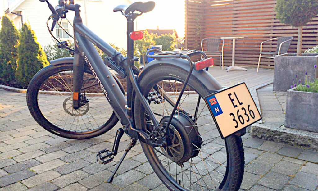 image: Slik sykler du lovlig på super-elsykkel