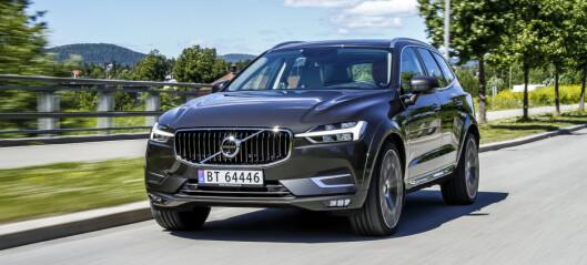 Volvoer til Norge bygges i Kina, mens svenskbygde Volvoer sendes til USA