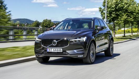 Kina-Volvoer i norske butikker