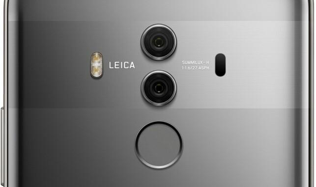 KAMERA: Oppgraderte og svært lyssterke linser gir bilder med enestående farger, dybde, kontraster og skarphet. Foto: Huawei