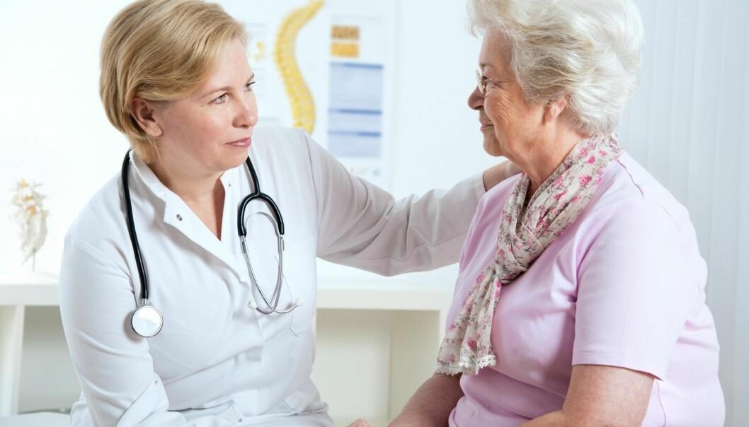 <strong>BYTTE FASTLEGE:</strong> En fastlege du er trygg på og komfortabel med, er viktig. Men er du ikke fornøyd med legen din, er det ikke vanskelig å bytte. Foto: Scanpix.