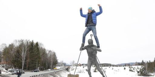 image: Bjørndalen hylles i utenlandske medier: - En epoke er over