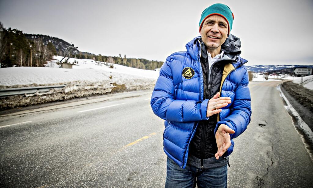 HYLLES: Ole Einar Bjørndalen annonserte i går at han legger opp. Foto: Bjørn Langsem / Dagbladet