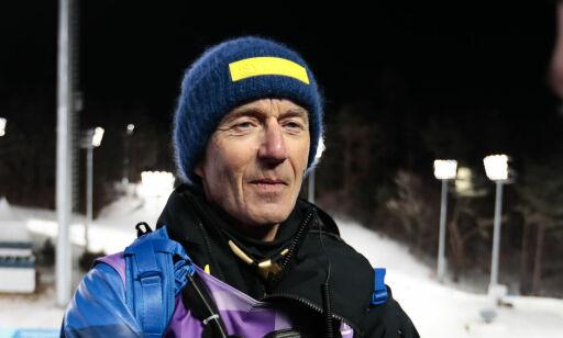 image: Iversen ferdig som svensk landslagstrener
