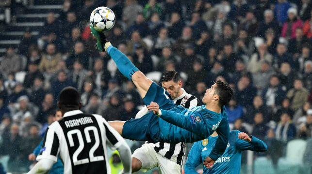 image: Ronaldos praktscoring fikk motstanderfansen til å applaudere