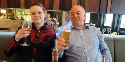 image: Trodde Sergej Skripal og dattera Julia tok overdose