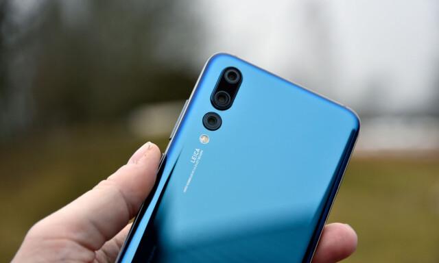 Afholte Huawei tatt i juks med P20 - Huawei-telefoner var kjappere når XJ-54