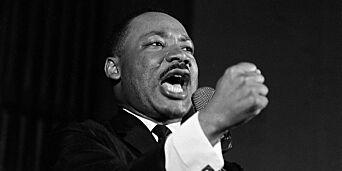 image: Talen som fikk Martin Luther Kings venner og allierte til å vende ham ryggen