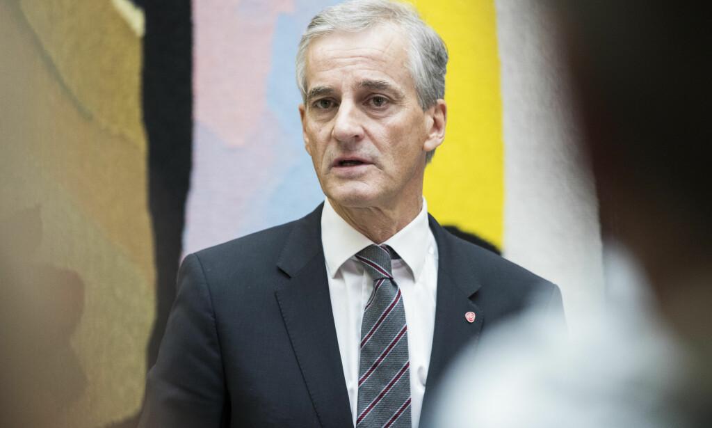 IKKE SNUDD: Arbeiderpartiet har ikke endret holdning om fremmedkrigere og norsk statsborgerskap slik Document hevdet. Foto: NTB Scanpix