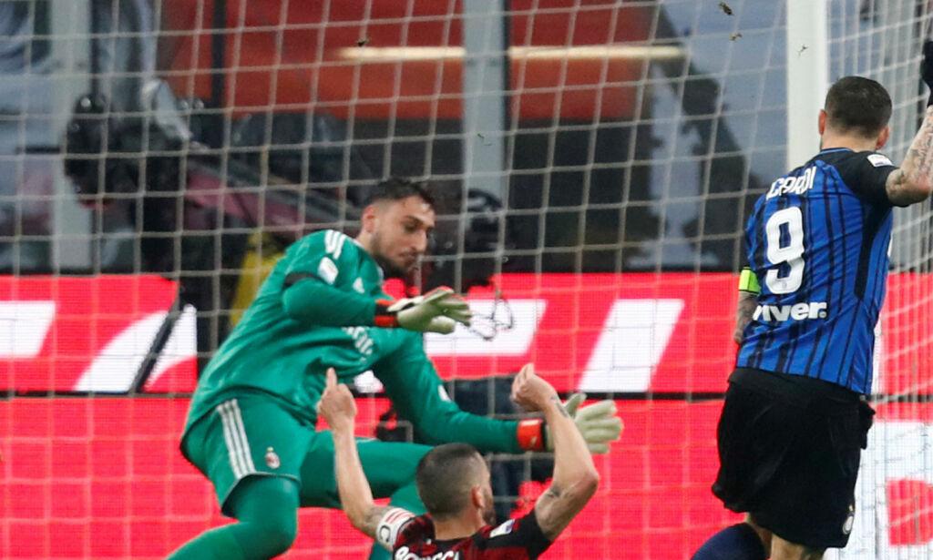image: Frustrerende kveld for Inter-stjerne: Annullert scoring etter videodømming og bom på åpent mål