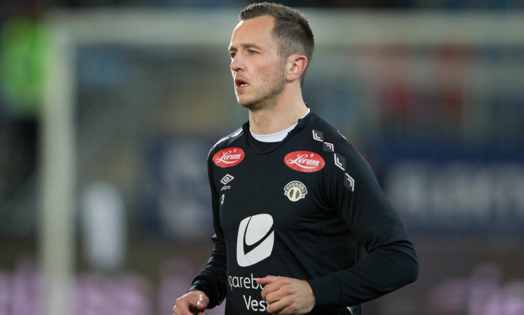 TIL ELITESERIEN: Even Hovland signerte en 3,5 årsavtale med Rosenborg. Foto: Fredrik Hagen / NTB scanpix