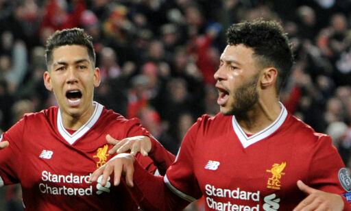 image: Våren 2018 er det Liverpool som har verdens beste angrepsspill