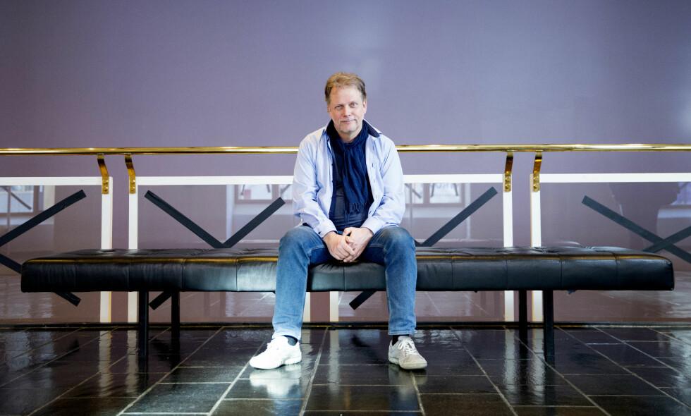 HITMAKER: Komponist Rolf Løvland har ingen kommentar til varslet om søksmål. Foto: Håkon Mosvold Larsen / NTB scanpix