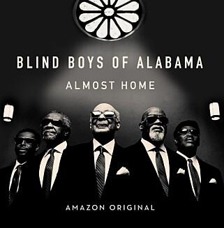 NY PLATE: Blind Boys of Alabama har feiret en rekke store triumfer på platefronten gjennom åra.