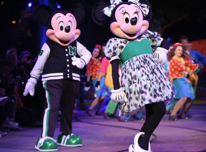 NYTT DESIGNSAMARBEID: Opening Ceremony har laget en egen Disney-kolleksjon! FOTO: NTB Scanpix