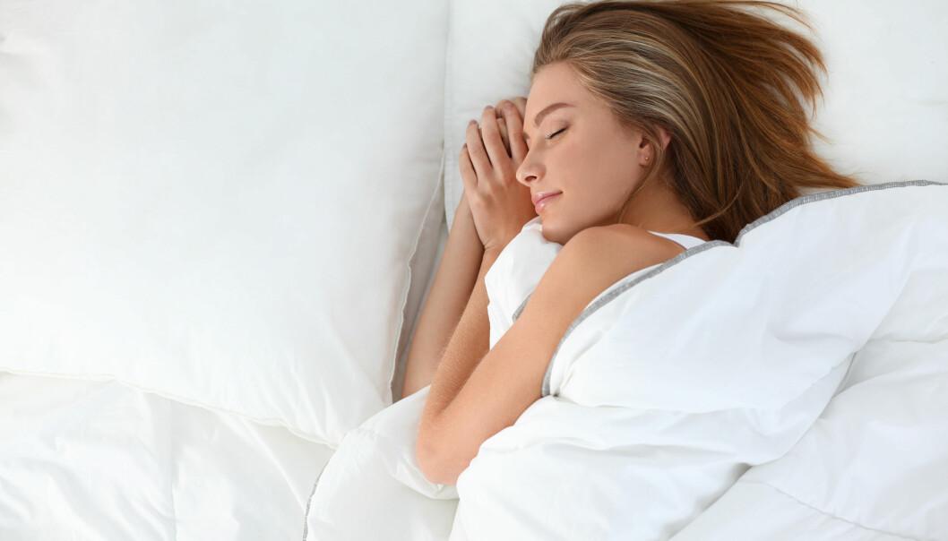 <strong>SØVN UTEN FORSTYRRELSER:</strong> For noen blir den beste løsningen på søvnproblemer å flytte inn på et eget soverom, men ekspertene påpeker at det kan kreve litt ekstra innsats om forholdet ikke skal ta skade. FOTO: NTB Scanpix