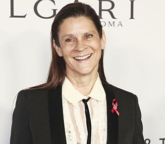 LEVER MED AIDS: Aileen Getty fikk AIDS-diagnosen på 90-tallet. I dag er hun 60 år. Foto: NTB Scanpix