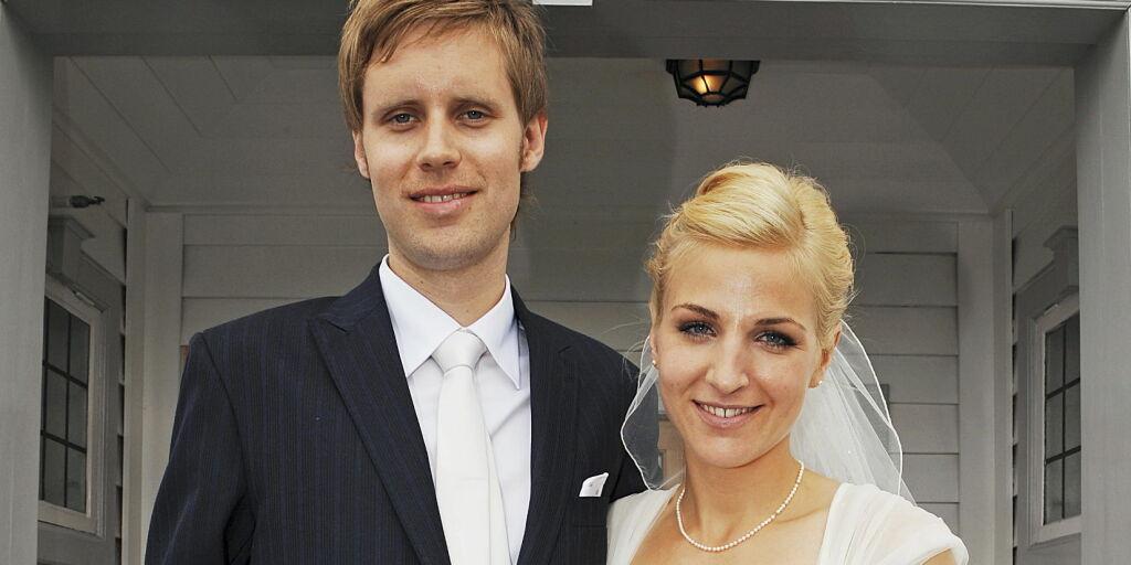 image: Slik overrasket hun ektemannen på bryllupsdagen