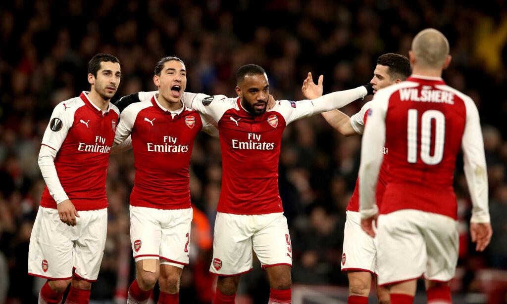 image: Rundspilte CSKA Moskva: - Dette er Arsenal på sitt aller beste