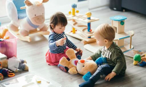 image: Regjeringen går inn for omstridt bemanningsnorm for barnehager