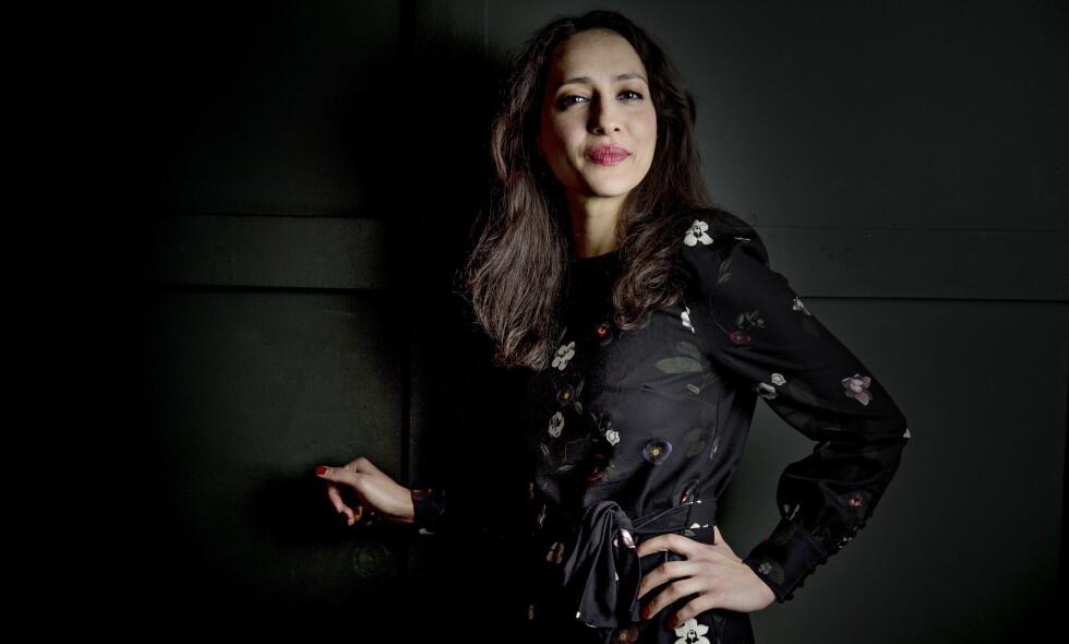 BEKYMRET: Forfatter og tv-profil Mah-Rukh Ali var Norges første nyhetsanker med minoritetsbakgrunn. Nå er hun bekymret for norsk ungdom med minoritetsbakgrunn. Foto: Bjørn Langsem / Dagbladet