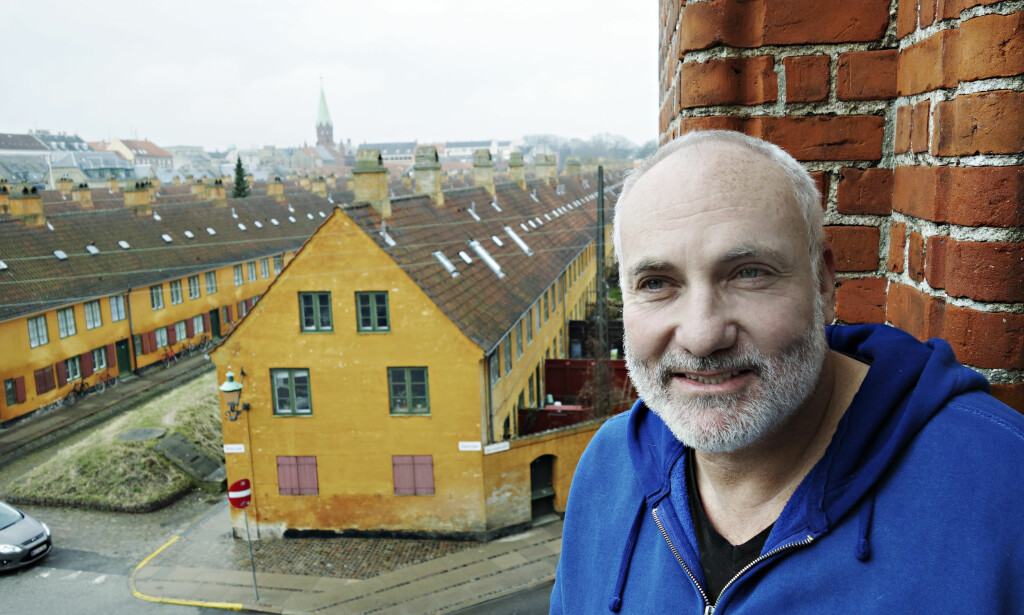 I København: Kim Bodnia sier at «Broen» har åpnet mange dører. Nå er han aktuell i thriller-serien «Killing Eve». Foto: Tormod Halleraker / Dagbladet