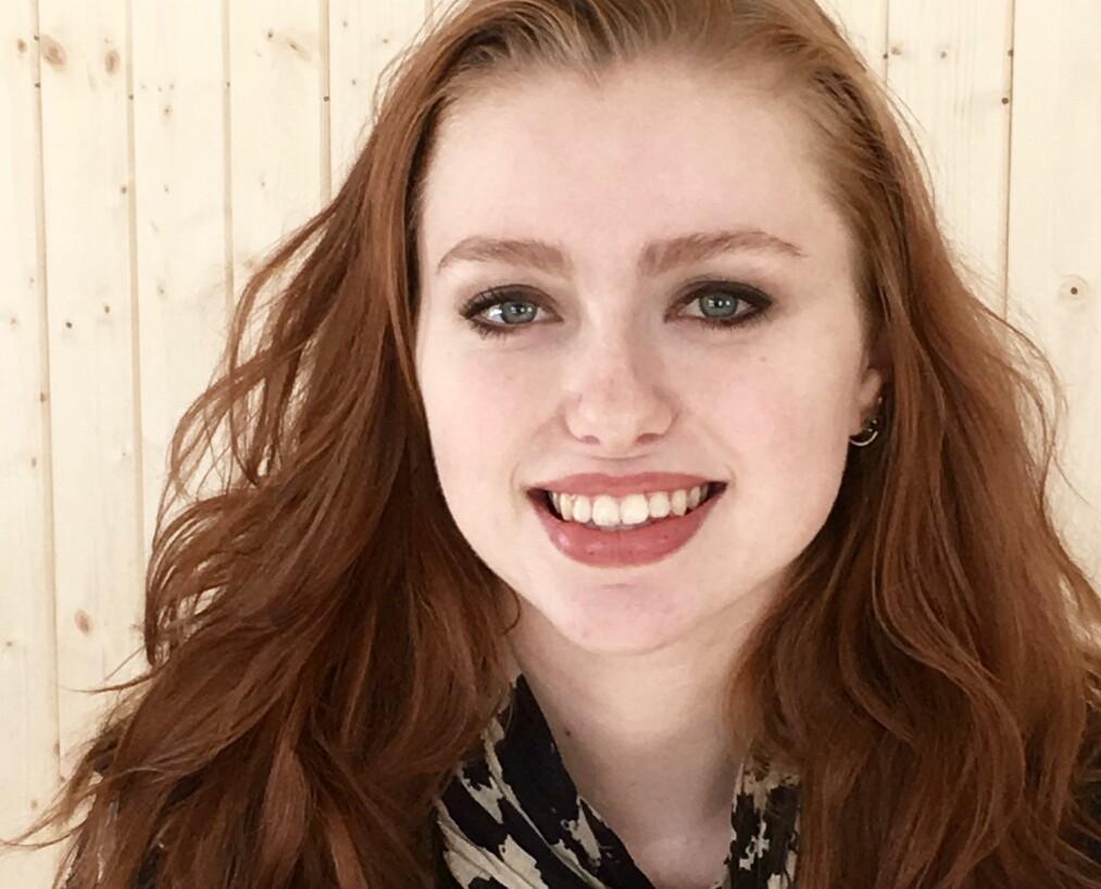 <strong>PKU:</strong> Kaisa Haugen (18) har den sjeldne sykdommen PKU, som gjør at hun kan bli syk om hun får i seg for mye proteiner. FOTO: Privat