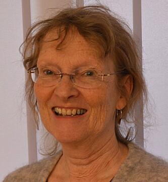 <strong>VIKTIG Å FØLGE DIETTEN:</strong> Ingrid Wiig forklarer at det er svært viktig for PKU-pasienter å følge dietten. FOTO: Henrik Wigestrand, Senter for sjeldne diagnoser