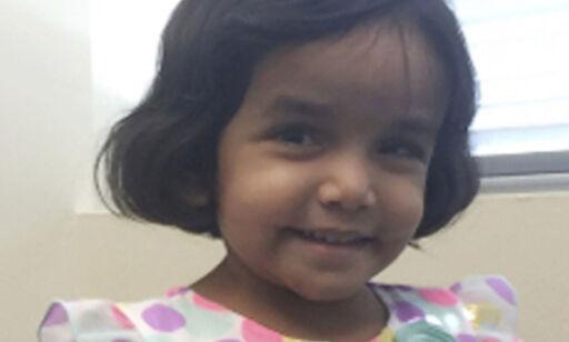 image: Faren til savnet jente (3) i Texas endret forklaring. Nå er han siktet for å ha skadet henne