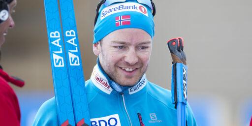 image: NM-vinner Røthe forberedte seg på å si «nå er det slutt»