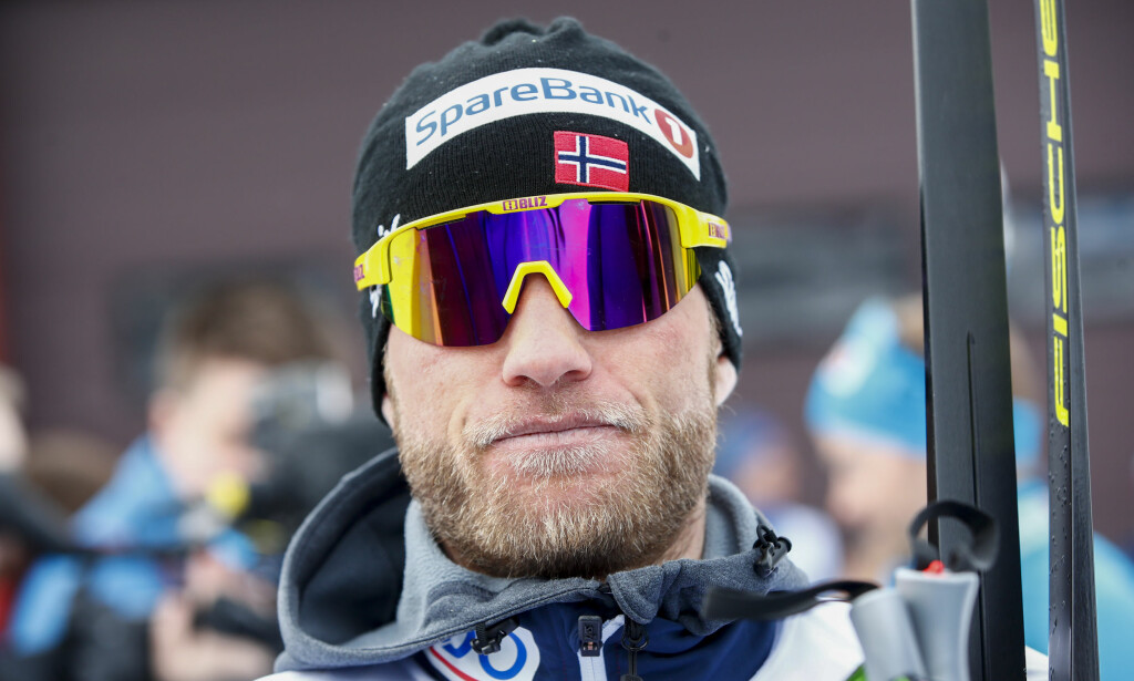 Alta  20180406. Martin Johnsrud Sundby under 10 km klassisk i NM del 2 i Alta. Foto: Terje Pedersen / NTB scanpix