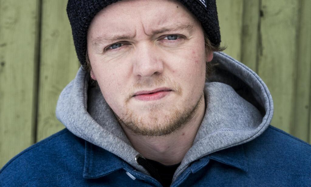 Jaa9 (36). (Foto: Ihne Pedersen.)