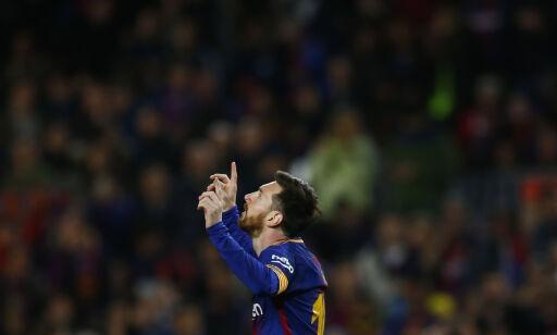 image: Messi-hattrick i Barcelona-seier