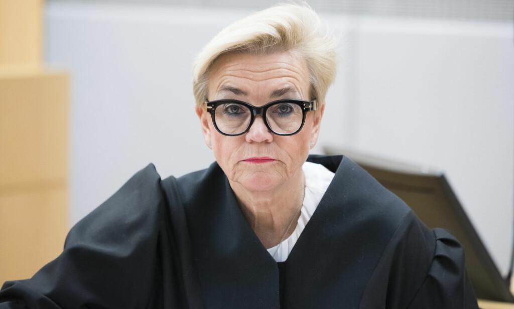 FORSVARER: Forsvarsadvokat Gunhild Lærum representerer en tidligere SFO-ansatt som allerede er dømt for flere overgrep mot barn, og som onsdag må møte i Follo tingrett tiltalt for flere forhold. Foto: Berit Roald / NTB scanpix